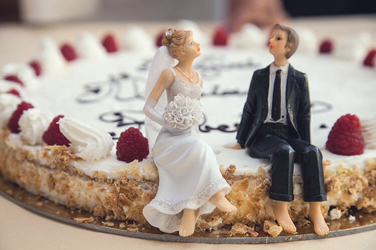 looking for the perfect region to get married, the South East of England