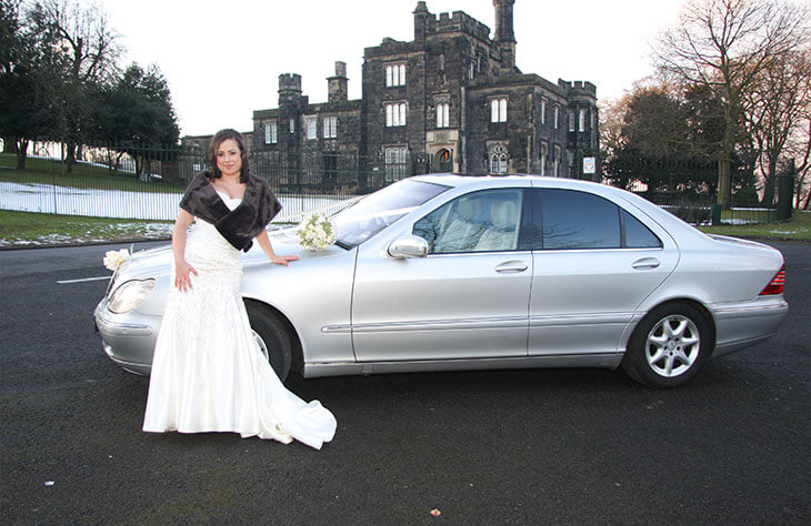 Wedding cars Sparkbrook